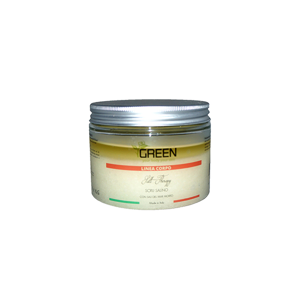 Scrub Gel Salino - SALT THERAPY - Ai Sali del Mar Morto - ml 500